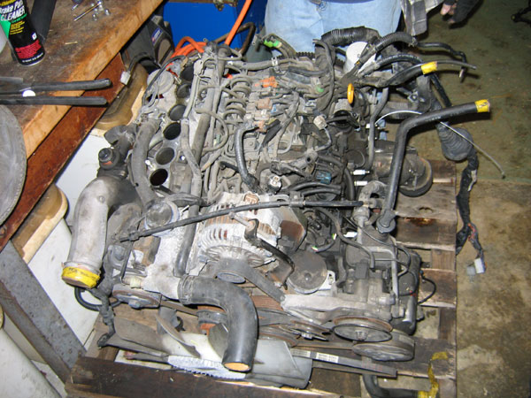 RotaryHeads Rotary Engine Mazda RX-8 Renesis Turbo 13B 1st 2nd 3rd