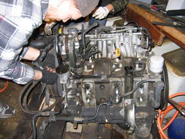 What Is A Spark Plug >> RotaryHeads Rotary Engine Mazda RX-8 Renesis Turbo 13B 1st ...