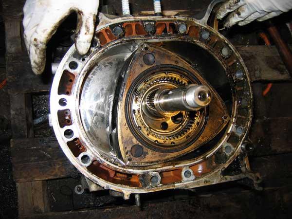 Rotaryheads Rotary Engine Mazda Rx