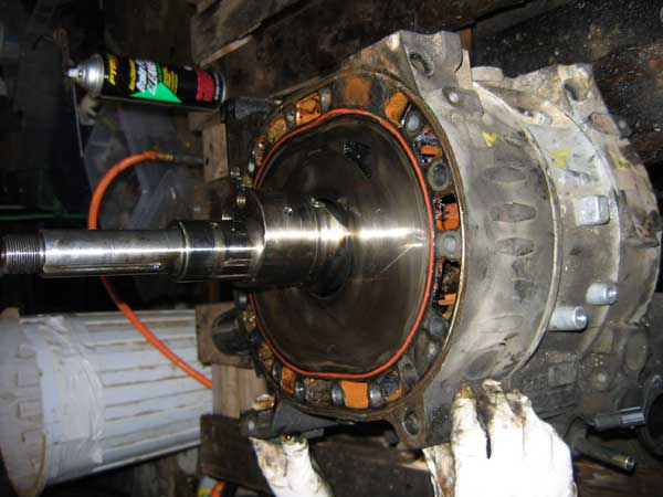 RotaryHeads Rotary Engine Mazda RX-8 Renesis Turbo 13B 1st