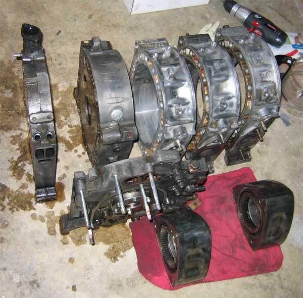 Rx7 Engine Used: RotaryHeads Rotary Engine Mazda RX-8 Renesis Turbo 13B 1st