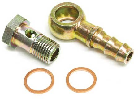 Garret GT35R Banjo Bolts Coolant